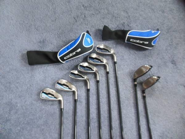 Photo King Cobra XL Golf Clubs - $300 (Jackson Center)