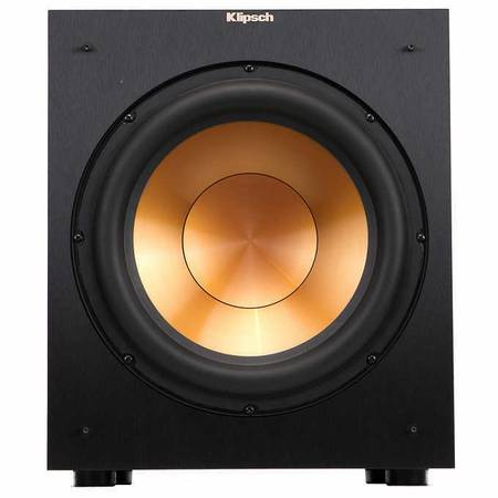Photo Klipsch R-12SW 12quot Powered Subwoofer 400W - Black - $170 (Richmond Hts.)
