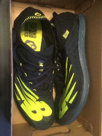 Photo New Balance New Spiked Running Shoes - $30 (Linesville)