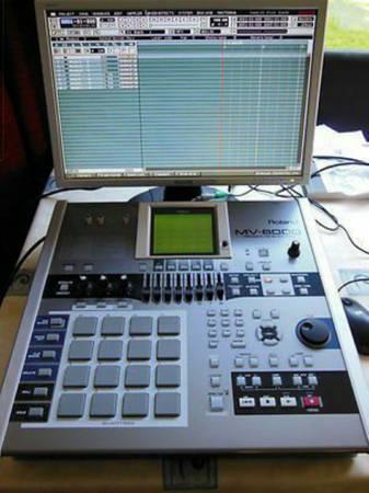 Photo Roland MV-8000 DAW, Production Studio - $800 (Independence)