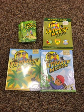 Photo The Ultimate Mission Sunday School Curriculum - $25 (Franklin)