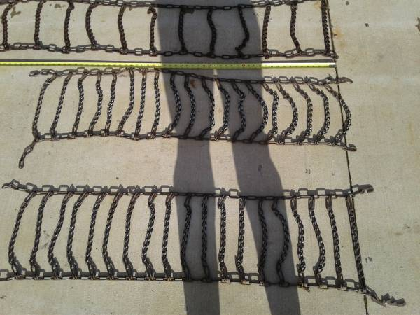 Photo Tire chains (GREENVILLE)