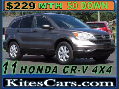 Photo Used 2011 Honda CR-V 4WD SE for sale