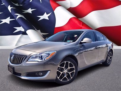 Photo Used 2017 Buick Regal Sport Touring for sale