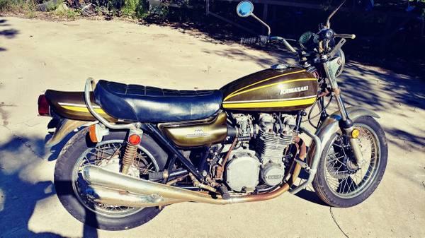Photo WTB Kawasaki KZ900 KZ1000 Z1 MKII Z1R - $5,000 (Erie I PICK UP PAY CA$H)