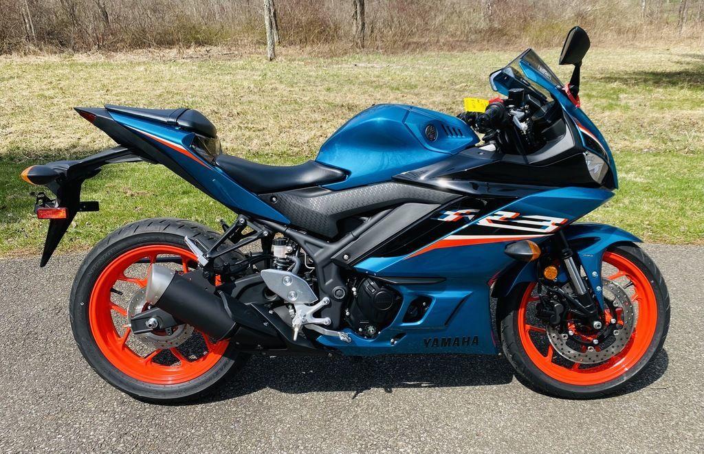 Photo 2021 Yamaha YZF-R3 $5299