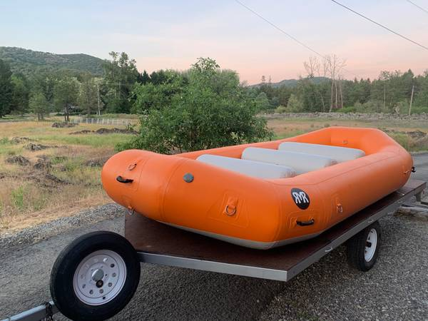 Photo 1439 WHITEWATER RAFT - $2250 (Gold Hill)