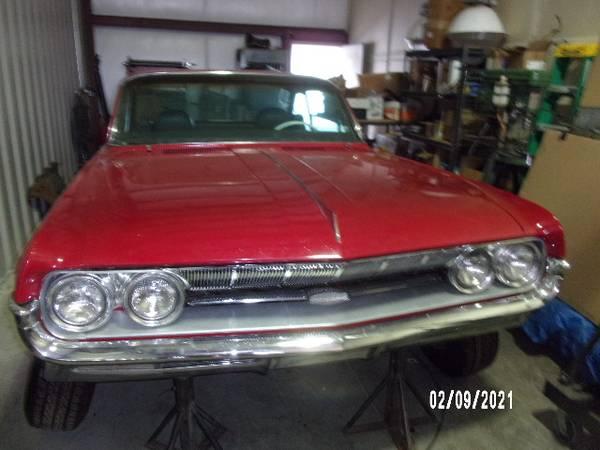 Photo 1961 Oldsmobile 98 2dr HT - $8,000 (Central Point)