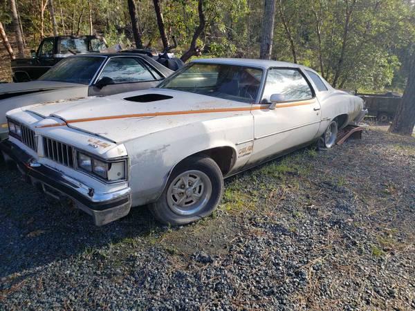 Photo 1977 Pontiac Can am (Grants Pass)