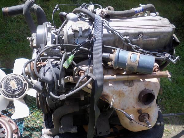 Photo 1987 Mazda B2200 Engine - $150 (Grants Pass)