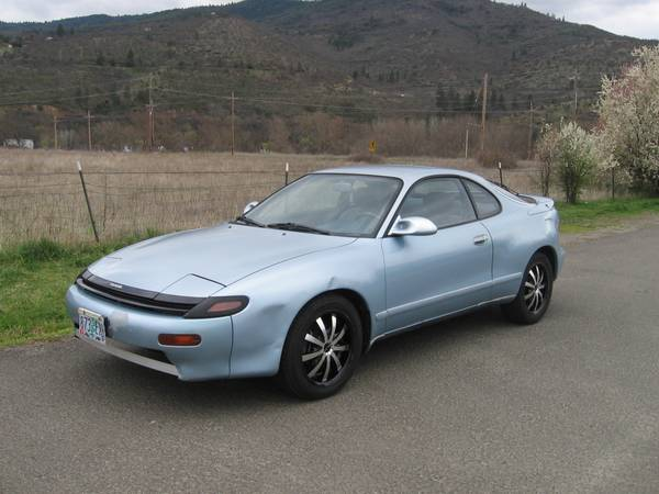 Photo 1990 TOYOTA CELICA GT-S 2 DOOR - $1695 (ASHLAND)