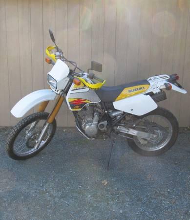 Photo 1996 Suzuki DR350SE Dual Sport - $2900 (MerlinGP)