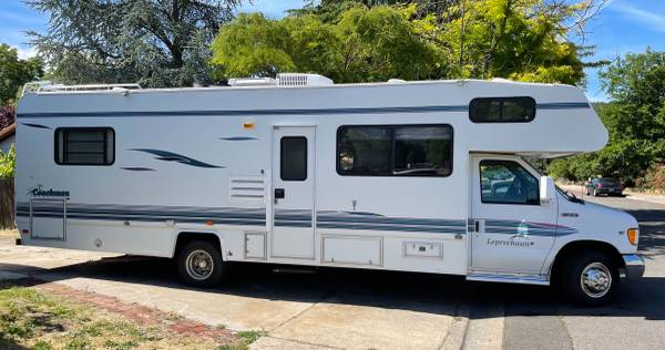 Photo 1998 Ford, E Super duty, RV, with very low mileage - $14,000 (Talent)