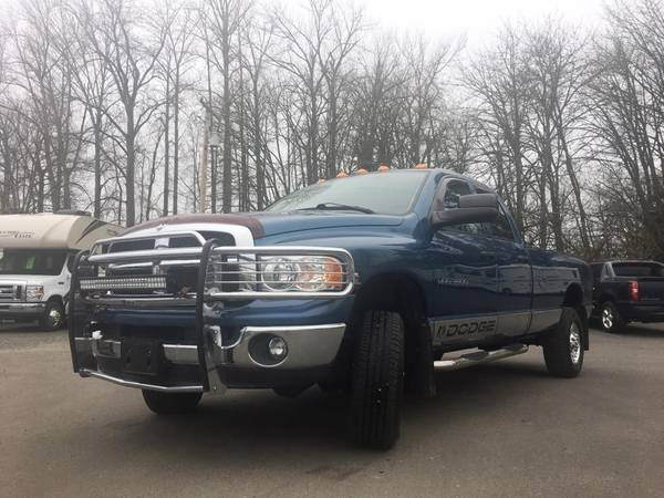 Photo 2003 Dodge Ram 3500 Diesel  Low Miles - $24995 (Low miles  One Owner  Excellent Condition)