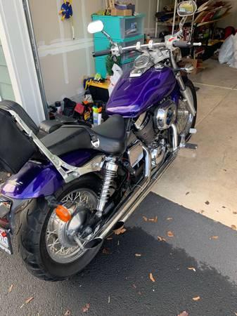 Photo 2003 Honda Shadow 750 $3000 obo - $3,000 (Medford)