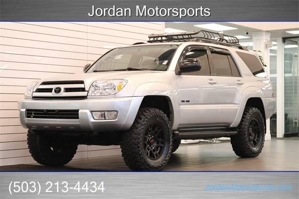 Photo 2003 TOYOTA 4RUNNER SR5 LIFTED TRD PRO 33BFG KO2 2001 2005 2004 2002 - $18,997 (Jordan Motorsports)