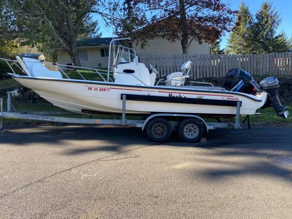 Photo 2004 Dauntless Boston Whaler 22 - $37,500 (Grants Pass)