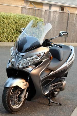 Photo 2007 Suzuki Burgman 400 - $2,895 (GRANTS PASS)
