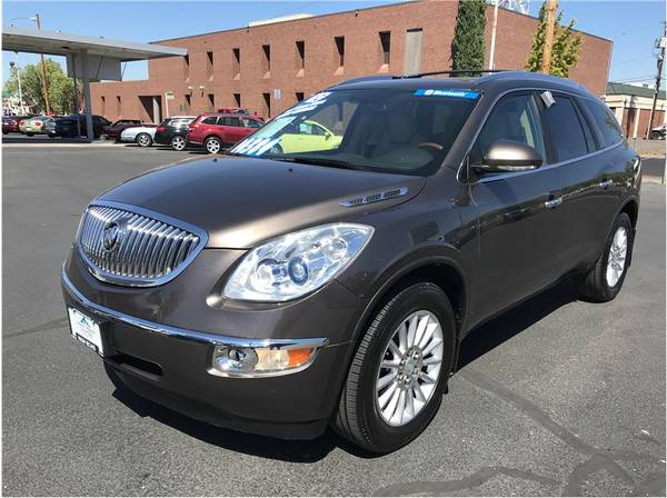 Photo 2012 Buick Enclave Leather 4WD 109K - $14,384 (High Road Autos 409 N Central Ave Medford, OR)