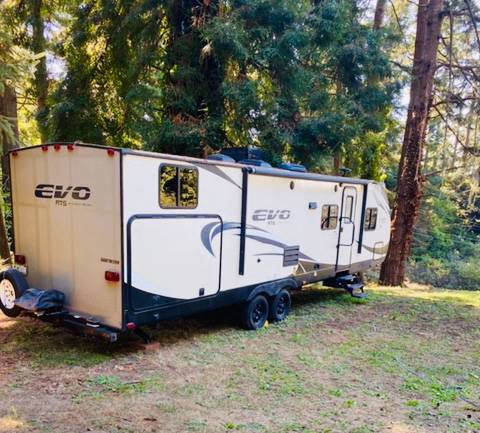 Photo 2016 Forest River RV EVO 290 - $27,500 (Arcata, CA)