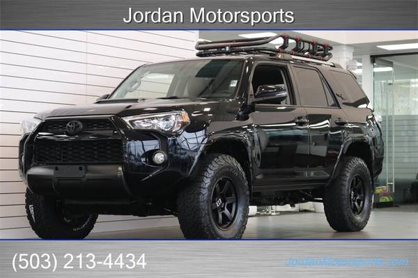 Photo 2018 TOYOTA 4RUNNER TRD OFF-ROAD PREM LIFTED 1OWNR 2017 2016 2015 2014 - $36,997 (Jordan Motorsports)