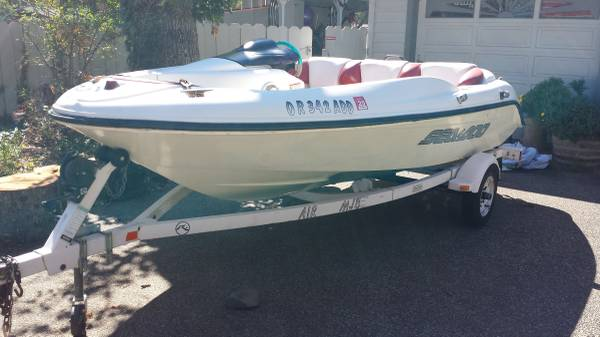 Photo 95 SeaDoo Speedster - $5000