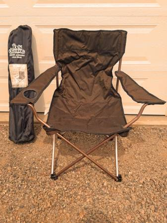 Photo Aluminum Folding C Chairs - $40 (Central Point)