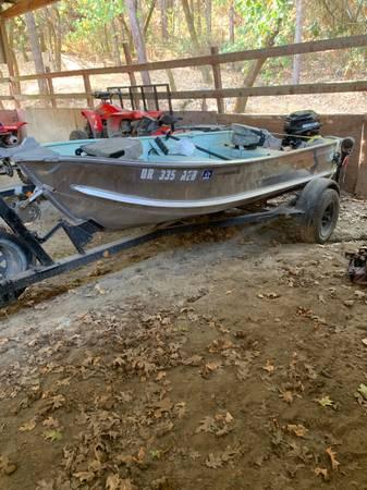Photo Boat- 12ft Sea Nymph - $2,000 (Grants Pass)
