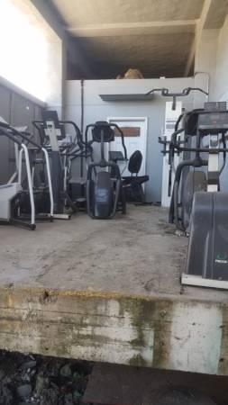 Photo Commercial Exercise Equipment Ellipticals, Treadmills,  More - $200 (Medford)