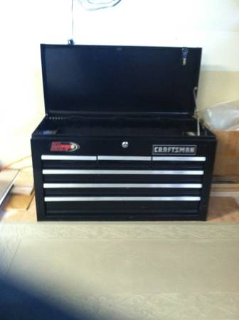 Photo Craftsman Tool Chest LOWER PRICE - $150 (Central Point)