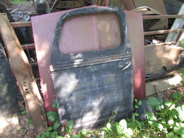 Photo Early Ford Parts 1934 1935 1938 - $1 (Kerby)