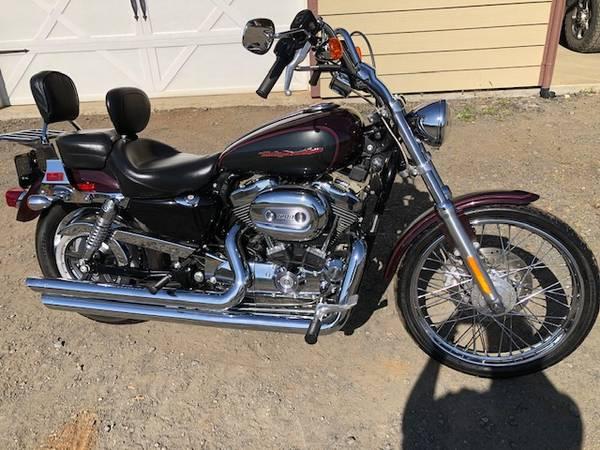 Photo Harley Davidson XL 1200 Custom Sportster 1200 - $5,950 (Medford)