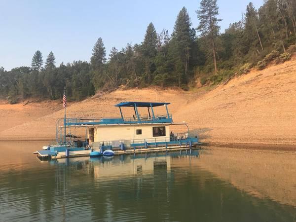 Photo Houseboat on Shasta Lake for sale - $75000