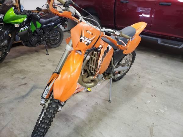 Photo KTM 300 MXC Dirt Bike - $3,700 (Wilderville)