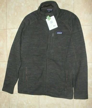 Photo Men39s Patagonia Better Sweater Jacket Size Large - $100 (Medford)