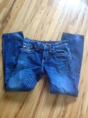 Photo Men39s size 30 Rock Revival jeans Antonio straight like new - $40
