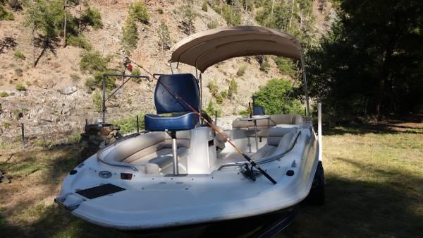 Photo NauticStar (Hurricane) 2039deck boat - $10,000 (Crescent City)