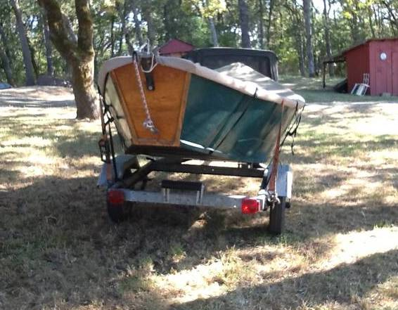 Photo Nice Wooden McKenzie style drift boat 1539 - $2300 (Rogue river)
