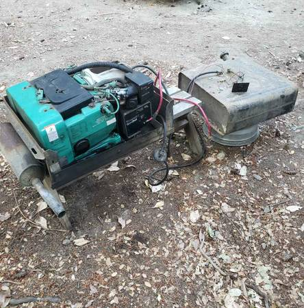 Photo Onan BGE Emerald I 3500 Watt 3500W Generator - $1,500