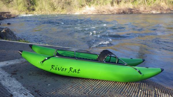Photo River Rat Paddle Cat Rafts - $1,650 (Medford)