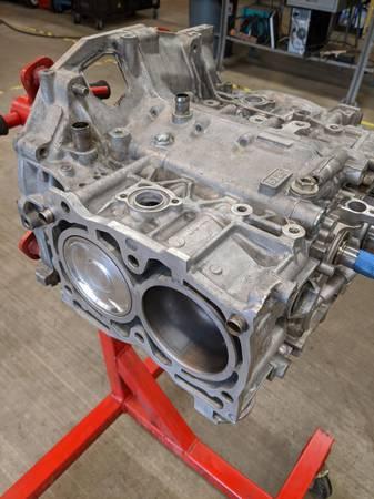 Photo Subaru STi WRX EJ255 short block engine - $800 (Ashland)