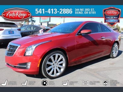 Photo Used 2017 Cadillac ATS 2.0T Luxury AWD Coupe for sale