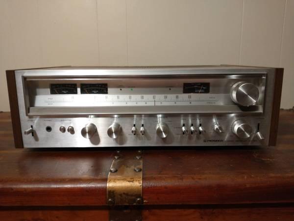Photo Vintage Pioneer SX- 780 Stereo Reciever - $400 (Grants Pass)