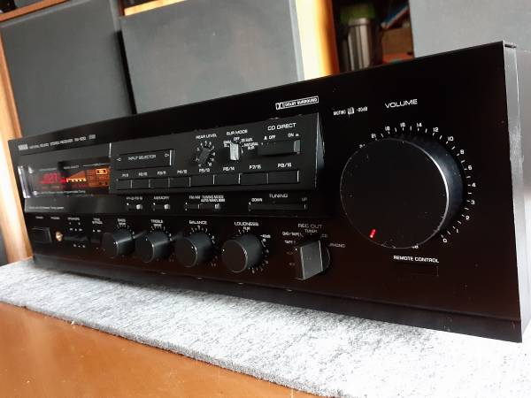 Photo Yamaha Natural Sound RX-930 (2) Channel Stereo Receiver - $85 (Grants Pass)