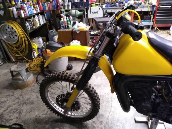 Photo Yamaha yz490 - $1500 (Applegate)