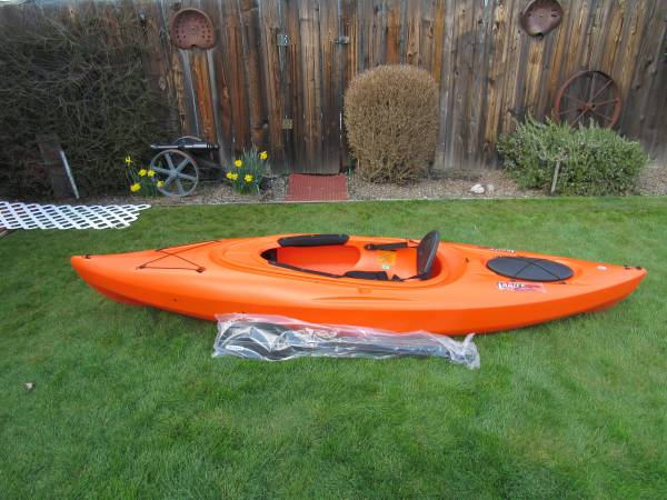 Photo new kayak never used - $325 (central point)