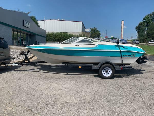 Photo 18 ft Aquatron skiboat - $4,000 (Collierville)