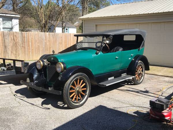 Photo 1923 Buick Series 23-45 touring car - $9000 (Memphis)