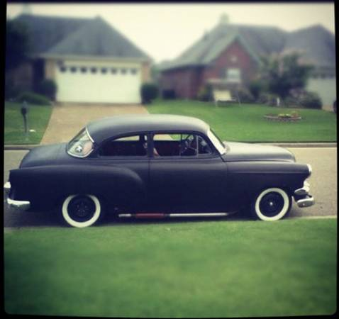 Photo 1954 Chevy Bel Air Project - $5000 (Memphis)