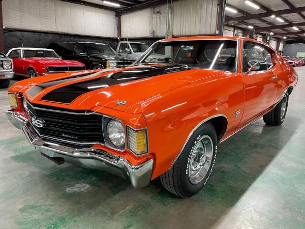 Photo 1972 Chevrolet Chevelle  350  Automatic 600904 - $36,500 (Sherman)